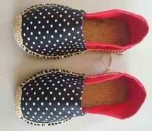 Canvas Sneaker Women Espadrille Shoes