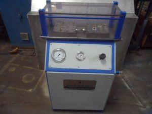 Pneumatic Rotary Actuator Testing