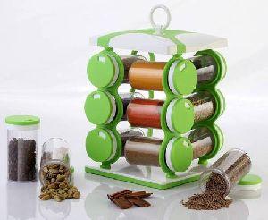 Plastic Spice Rack