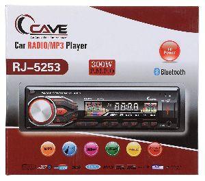 Rj-5253 Car Radio & Mp3 Player