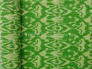 Cotton Ikat Kantha Quilted Bedspread