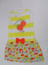 Kids Dress Summer Fashion