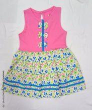 Kids Dress Summer Fashion - Single Jersey