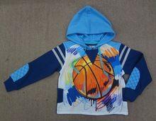 Winter kids Jacket Long Sleeve Digital Print
