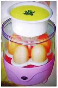 Electric Egg Boiler & Food Warmer