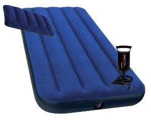 Travel Air Sofa Bed With Pump & Pillow