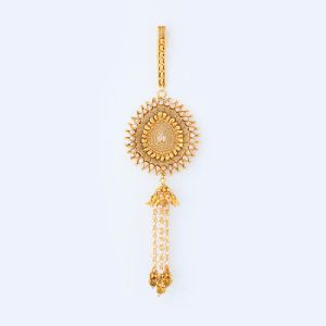 Gold Plated Antique Jhuda