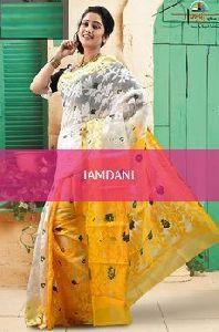 Ssaj004 Soft Jamdani Saree