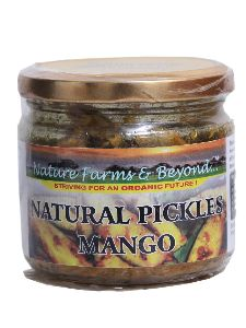 Natural Mango Pickle