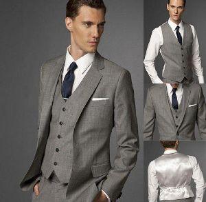 Mens Three Piece Suits