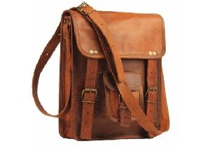 Stylish Leather Sling Bag
