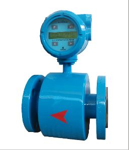 Electromagnetic Flow Meters : Elmag 2516