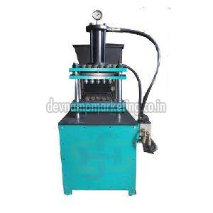 Hydraulic Dhoop Cup Making Machine