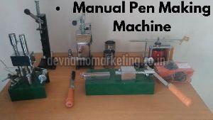 Manual Ball Pen Making Machine Set