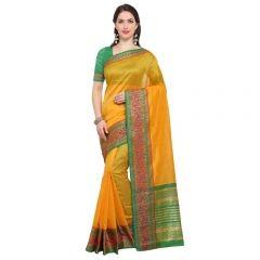 Kanjivaram Silk Saree Jacquard Saree