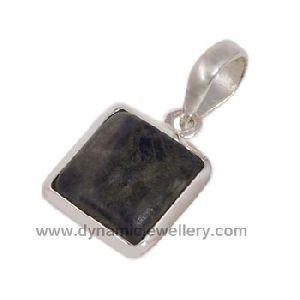 925 Silver Gemstone Pendant