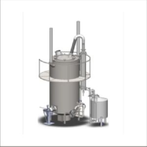 Vertical Pyrolysis Plant