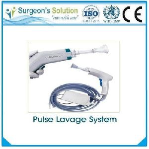 Disposable Pulse Lavage System