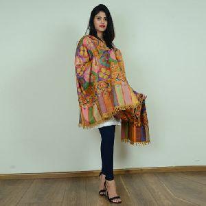 Pashmina Hand Woven Shawl