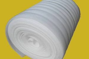 Epe Foam Buffer Sheet