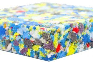 Multicolour Bonded Foam Sheet