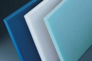 Multicolour Pu Foam Sheet
