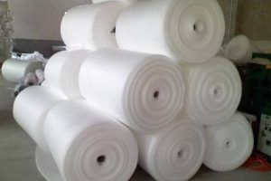 Plain Epe Foam Sheet