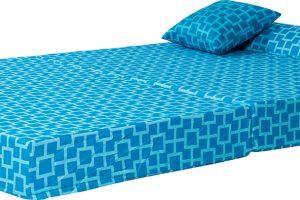 Pu Foam Sofa Cum Bed