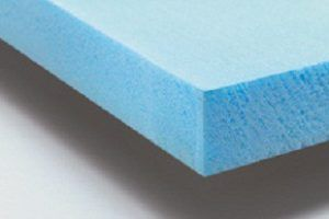 Sky Blue Pu Foam Sheet