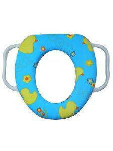 Soft Baby Potty Seat with Handle