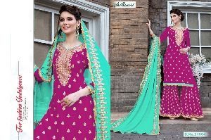 21004 Phillauri Vol - 8 Fox Georgette Dress