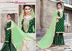 21007 Phillauri Vol - 8 Fox Georgette Dress