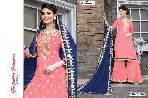 Phillauri Vol - 8 Fox Georgette Dress 01
