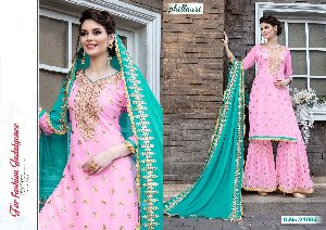 Phillauri Vol - 8 Fox Georgette Dress 02