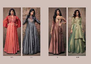 Stitched Designer Gowns