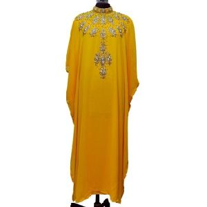 Islamic Wedding Dress Womens Jalabiya