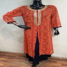 Ladies Cotton Designer Kurtis
