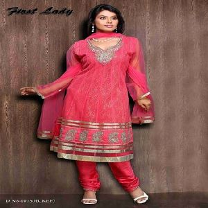 New Traditional Indian Dress Lawn Cotton Dress Material