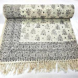 Indian Cotton Printed Chindi Rugs