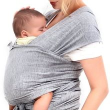 Cotton Spandex Baby Sling