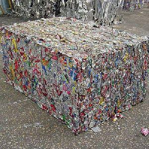 Aluminium Can Scrap