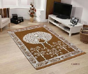 Style Maniac Creative Designed High Quality Cotton Carpets