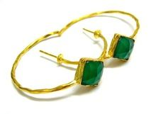 Hammered Metal Alloy Gold Plated Bangles