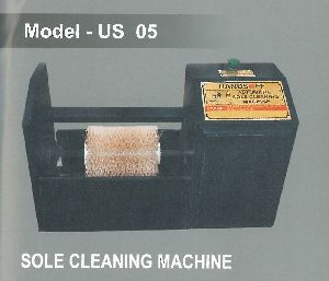Shoe Sole Cleaning Machines