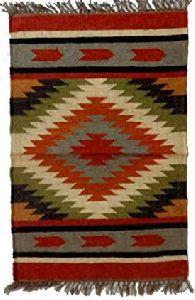 Jute Wool Flat Weave Rugs
