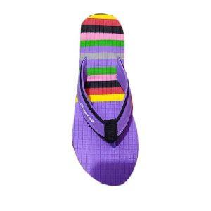 Ladies Printed Fancy Slipper