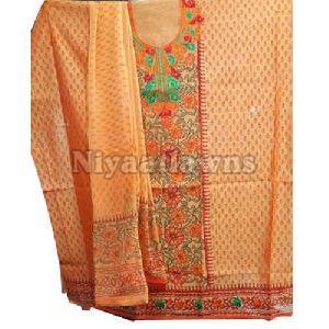 Sanchi Ladies Unstitched Suit