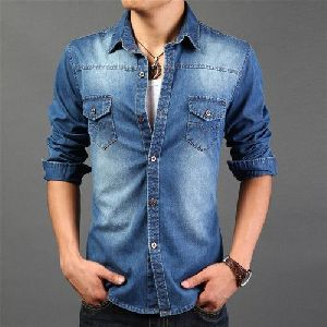 f4cdaee4d94 Denim Shirts - Manufacturers