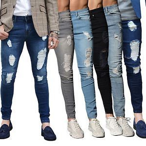 Mens Funky Jeans