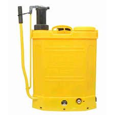 Plastic Battery Sprayer Pump